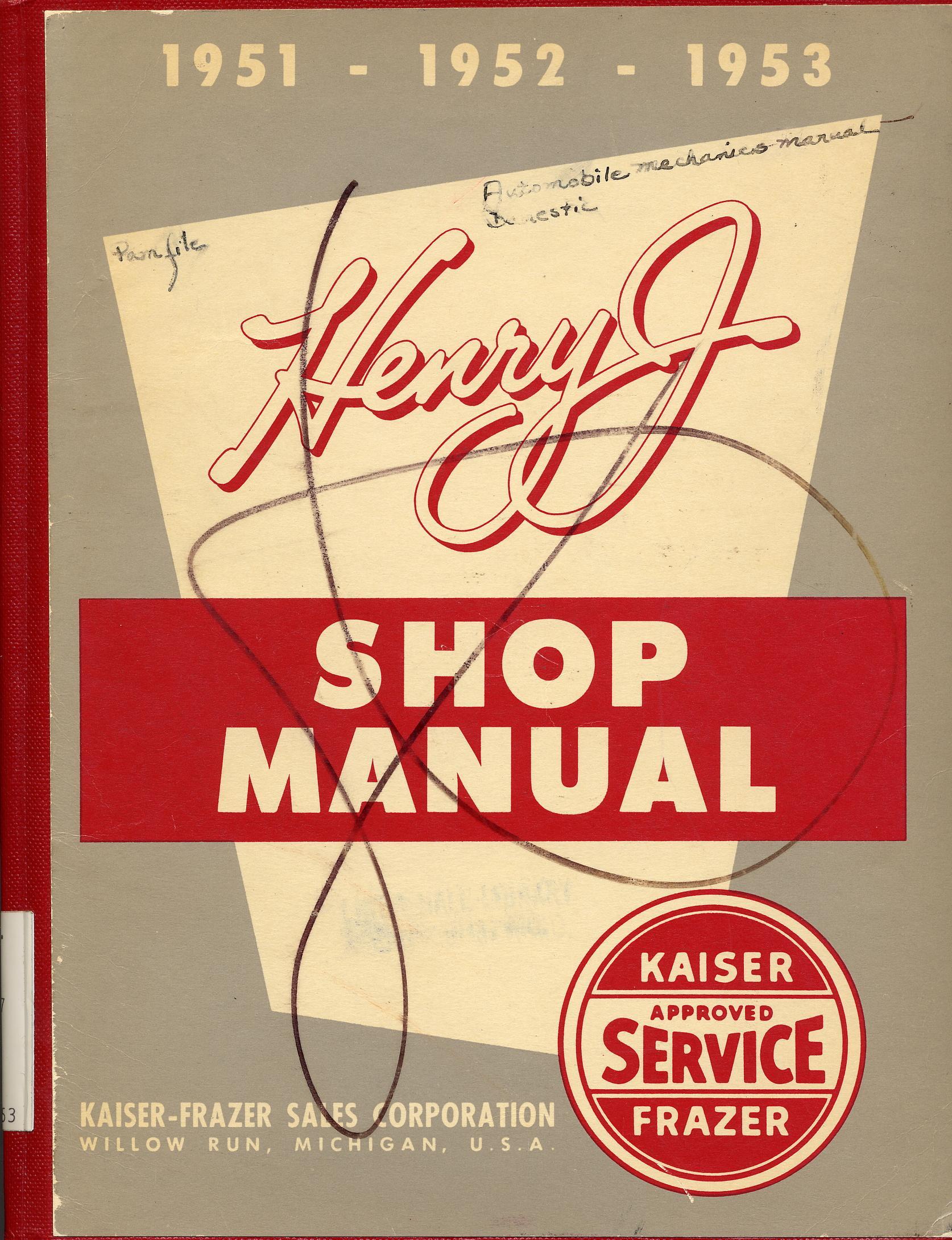 henry j wiring diagram schematic wiring diagrams kfsm580 1951 henry j shop manual ac wiring diagram henry j wiring diagram